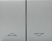 Клавиша для выключателя Legrand Galea Life 771314 (алюминий) -