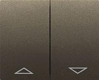 Клавиша для выключателя Legrand Galea Life 771214 (темная бронза) -