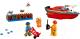 Конструктор Lego City Пожар в порту 60213 -