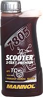 Моторное масло Mannol 2-Takt Premium Scooter / MN7805-05 (0.5л) -