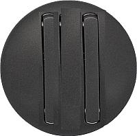 Лицевая панель для выключателя Legrand Celiane 65202 (графит) -
