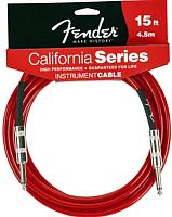 Кабель гитарный Fender 15 CA INST CABLE CAR -