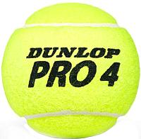 Набор теннисных мячей DUNLOP Pro Tour / 622DN602207 -