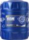 Трансмиссионное масло Mannol Hypoid 80W90 GL-4/GL-5 LS / MN8106-20 (20л) -