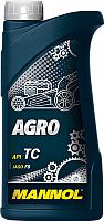Моторное масло Mannol Agro API TC / MN7206-1 (1л) -