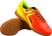Бутсы футзальные Jogel Rapido JSH4001-Y (оранжевый, р-р 36) -