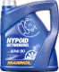 Трансмиссионное масло Mannol Hypoid 80W90 GL-4/GL-5 LS / MN8106-4 (4л) -
