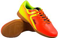 Бутсы футзальные Jogel Rapido JSH4001 (оранжевый, р-р 42) -
