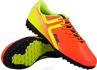 Бутсы футбольные Jogel Rapido JSH3001 (оранжевый, р-р 44) -