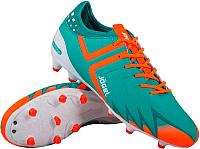 Бутсы футбольные Jogel Forza JSH1003 (мятный, р-р 43) -