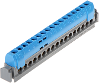 Шина нулевая Legrand 4845 (синий) -