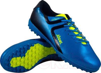 ce37b6df8592 Jogel Rapido JSH3001-Y (синий, р-р 36) Бутсы футбольные купить в Минске