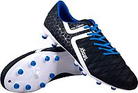 Бутсы футбольные Jogel Mondo JSH1002 (черный, р-р 45) -