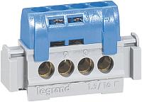 Шина нулевая Legrand 4840 (синий) -