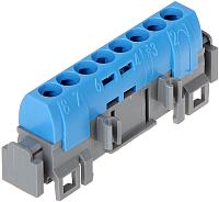Шина нулевая Legrand 4842 (синий) -