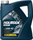 Моторное масло Mannol Molibden Benzin 10W40 SL/CF / MN7505-4 (4л) -