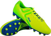 Бутсы футбольные Jogel Rapido JSH1001-Y (лимонный, р-р 38) -