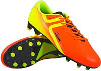 Бутсы футбольные Jogel Rapido JSH1001 (оранжевый, р-р 43) -