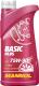 Трансмиссионное масло Mannol Basic Plus 75W90 GL-4+ / MN8108-1 (1л) -