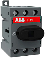 Выключатель нагрузки ABB OT16F3 16А 3P 2M / 1SCA104811R1001 -