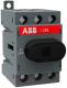 Выключатель нагрузки ABB OT40F3 40А 3P 2M / 1SCA104902R1001 -