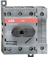 Выключатель нагрузки ABB OT63F4N2 63А 4P 4M / 1SCA105365R1001 -