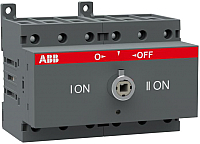 Выключатель нагрузки ABB OT80F3C 3P / 1SCA105402R1001 -