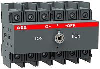Выключатель нагрузки ABB OT125F3C 3P / 1SCA105037R1001 -