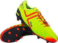 Бутсы футбольные Jogel Forza JSH1003-Y (лимонный, р-р 40) -