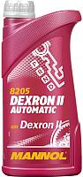 Трансмиссионное масло Mannol ATF Dexron II D / MN8205-1 (1л) -