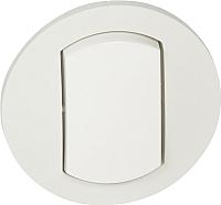 Лицевая панель для выключателя Legrand Celiane 67801 (белый) -