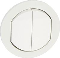 Лицевая панель для выключателя Legrand Celiane 67802 (белый) -