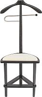 Стойка для одежды Импэкс Leset Атланта со стулом (венге) -