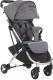 Детская прогулочная коляска Sundays Baby S600 Plus (металлическая база, серый) -