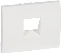 Лицевая панель для розетки Legrand Galea Life 777095 (белый) -