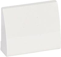 Лицевая панель для вывода кабеля Legrand Galea Life 777085 (белый) -