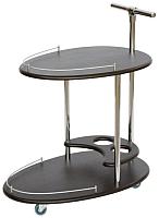 Сервировочный столик Импэкс Leset Брум (венге) -