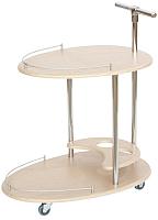 Сервировочный столик Импэкс Leset Брум (дуб) -