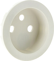 Лицевая панель для розетки Legrand Celiane 68111 (белый) -
