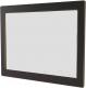 Зеркало для ванной Аква Родос Беатриче 100 / АР0002255 (черный/патина золото) -