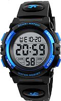 Часы наручные для мальчиков Skmei 1266-1 (синий) -