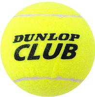 Набор теннисных мячей DUNLOP Club Championship / 622DN603112 -