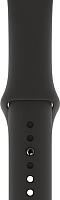 Ремешок для умных часов Apple Black Sport Band 40mm / MTP62 -