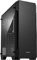 Корпус для компьютера Zalman S3 (черный) -