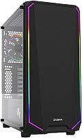 Корпус для компьютера Zalman K1 (черный) -
