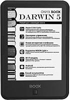 Электронная книга Onyx Boox Darwin 5 (черный) -