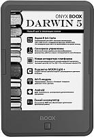 Электронная книга Onyx Boox Darwin 5 (графитовый) -
