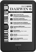 Электронная книга Onyx Boox Darwin 6 (черный) -