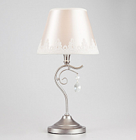 Прикроватная лампа Евросвет Incanto 01022/1 (серебристый) -