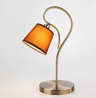 Прикроватная лампа Евросвет Lilly 01047/1 (античная бронза) -